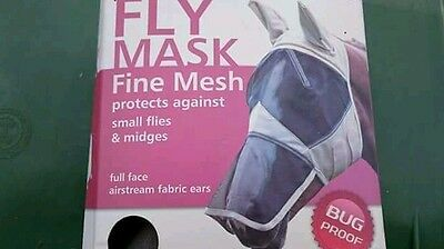 Shires XF Fly Mask