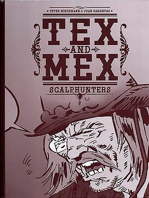 TEX AND MEX Scalphunters