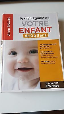 children baby parenting french books