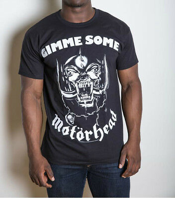 Motorhead 'Gimme Some' T-Shirt - NEW & OFFICIAL