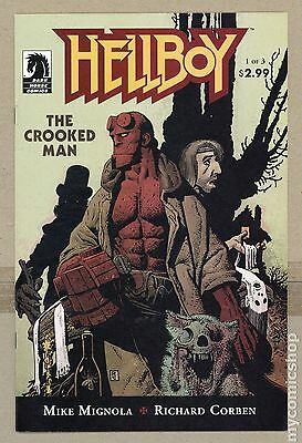 Hellboy The Crooked Man (2008) #1 NM- 9.2