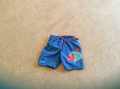 marks and spencer boys swimming shorts age 3-4 yrs