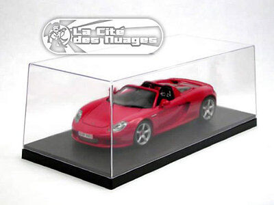 1:18 Display case box Showcase Show case for diecast car figure 1/18 scale