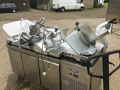 Medoc S . A  meat slicer HEAVY DUTY COMMERCIAL