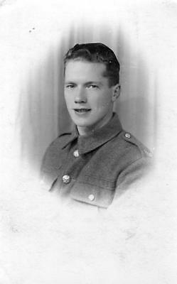 WW2 Unknown Regiment Soldier To Milly from David Dated 27 05 1942 RP Postcard
