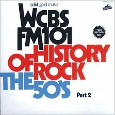 Various Artists - History of Rock 50's 2 / Various [New CD]