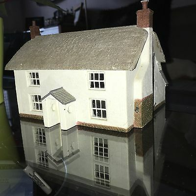 Hornby Skaledale White Cliffs  Cottage Model Railway 00 Gauge Building