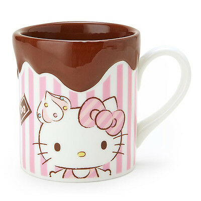 Hello Kitty Mug Cup Chocolate Valentine 2017 ❤ Sanrio Japan