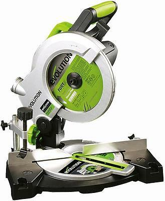 Evolution (powertools) - F210CMS - Fury 3b Mitre Saw 210mm 230v