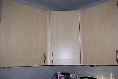 Kitchen Cupboard Doors And Drawer Fronts In Maple