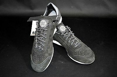 scarpe shoes stone island pelle leather new  n 43 nuove 2016