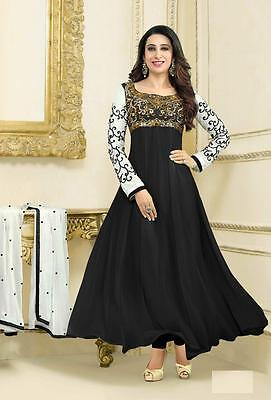 Ethnic Salwar Kameez Indian Pakistani Designer Shalwar Suit Bollywood Dress