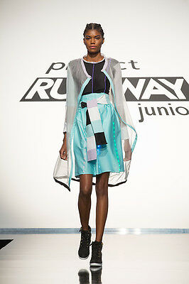 Project Runway: Junior Season 2 Ep. 5 LED Light Outfit by Hawwaa