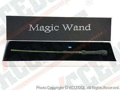 Harry Potter Hogwarts Dumbledore Collectible Magic Wand W/ LED Cosplay Halloween