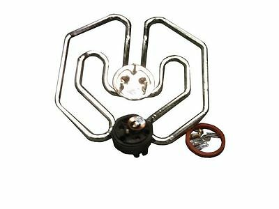 New Burco Boiler Electric Heating Element Thermal Switch & Seals 3Kw 082610801