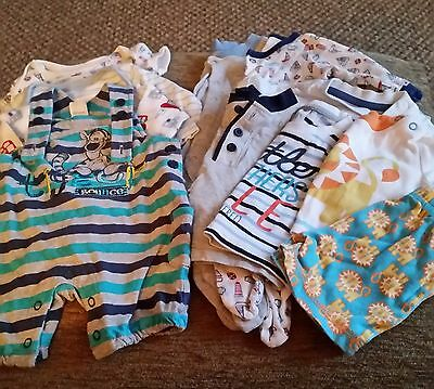 0 to 3 month boys bundle