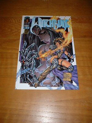 Witchblade  3. Mar 1996. Nm Cond. Wohl / Turner / D-Tron. Image