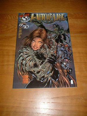 Witchblade 10. Oct 1996. Nm Cond. Wohl / Turner / Silvestri. Image