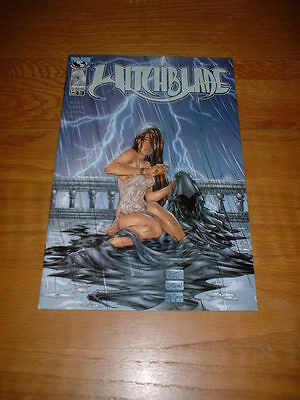 Witchblade 14. May 1997. Nm Cond. Wohl / Turner / D-Tron. Image