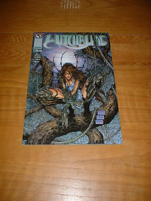 Witchblade 17. Sept 1997. Nm- Cond. Wohl / Turner / D-Tron. Image            Dup