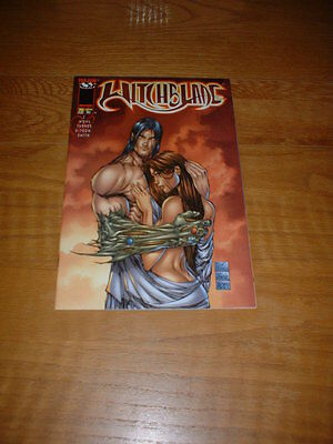 Witchblade 20. Feb 1998. Nm Cond. Wohl / Turner / D-Tron. Image/top Cow
