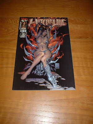 Witchblade 41. July 2000. Nm Cond. Veitch / Cha / D-Tron. Image/top Cow