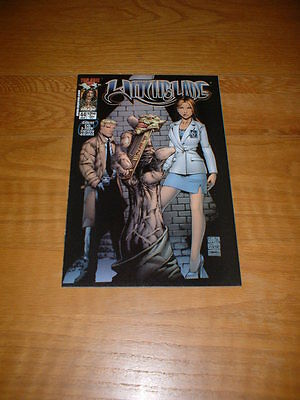 Witchblade 44. Jan 2001. Nm Cond. Jenkins / Cha / D-Tron. Image/top Cow