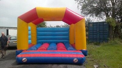 16Ft X 16Ft Bouncy Castle With 2 Blowers
