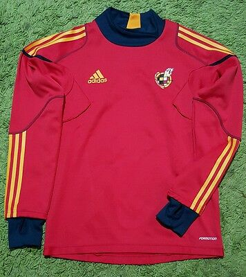 Spain player issue match un worn sweater FORMOTION real madrid barcelona atleti