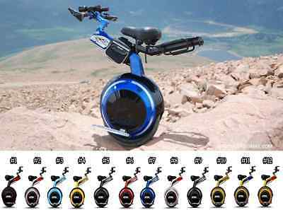 Star-I 800 Watts Gyro-Electric UniBike Unicycle Onewheel Star I Bluetooth Bike