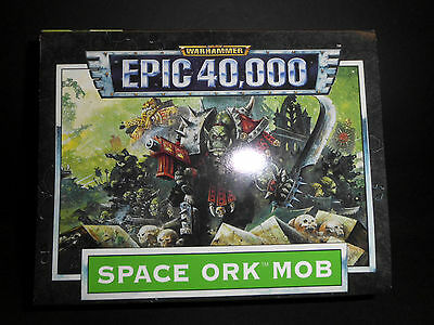 Warhammer EPIC 40,000 Space Ork Mob [Plastic Boxed Set]