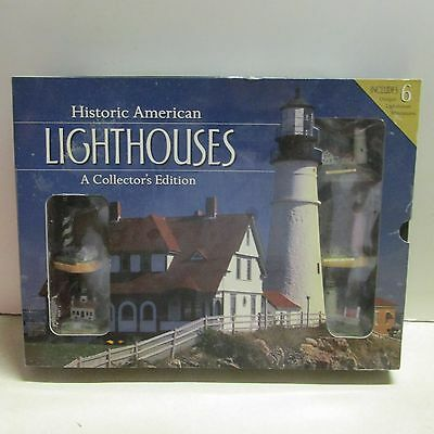 Historic Amerrican Lighthouses Collectors Edition