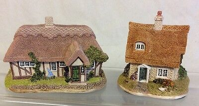 Lilliput Lane House Paint Your Own Painted Cottages