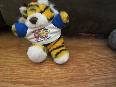Atlantic City Resorts Interntional Hotel and Casino 10 year Anniversary Tiger