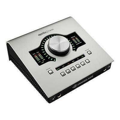Universal Audio Apollo Twin Solo Interface with Real-time UAD2 Processing
