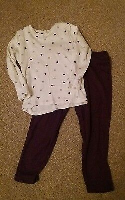 Girls Thermals - size 4-5 years