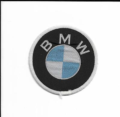 BMW Embroidered Badge