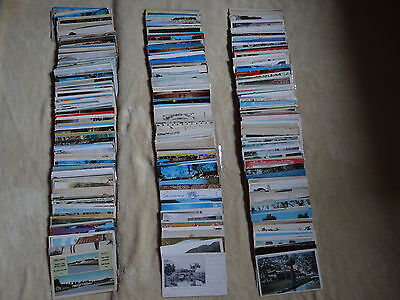 1000 Post Card's A Very Good Mix.--All Mixed Dates--From A To Z!!!!!!