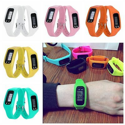 Sale Run Step Fitness Digital LCD Calorie Counter Walking Distance Pedometer
