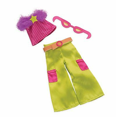 Manhattan Toy Groovy Girls Fashion Neon and On 3pc. Outfit