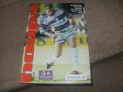 Queens Park Rangers v Reading 12/3/97