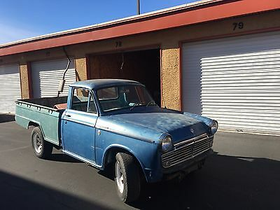 1964 Datsun Other  1964 Blue Datsun 320 Runs and Drives Clean Title