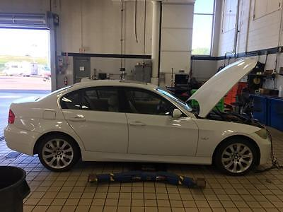 2007 BMW 3-Series  2007 BMW 335XI