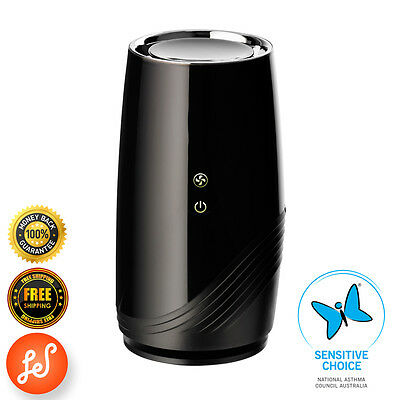 Air Cleaner Purifier Cli-mate HEPA Smoke Trapper Environmental Odourless
