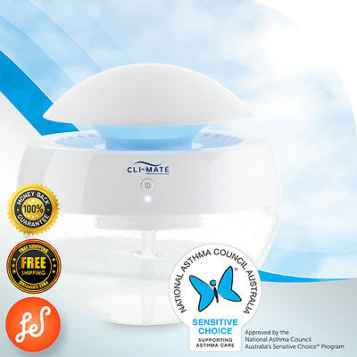 Cli-mate Air Washer CLI-AW200L Air Purifier Cleaner