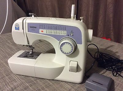 Sewing Machine Brother BM-2600 hardly used, excellent condition
