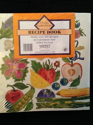 Cooks Collection Recipe Book By Somerset, Hard To Find,  Brand New, Still Sealed