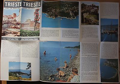 RF 1770 - Reiseinfo Falter Italien Trieste and its Province