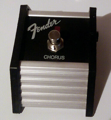 Fender Chorus 1-Button Footswitch - used