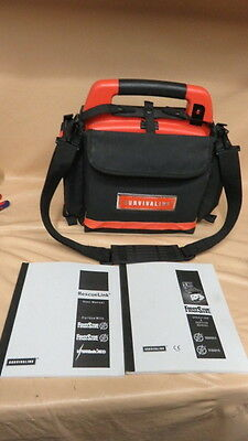 Survivalink Firstsave Aed By Cardiac Science 9200 Option X01 Free Ship